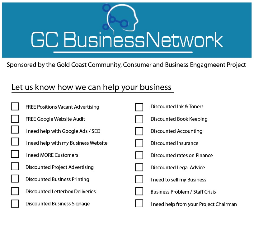 Let us know how we can help your business